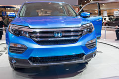 Honda Pilot in the CIAS Royalty Free Stock Image