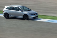 Honda pisać na maszynie R Zdjęcie Royalty Free