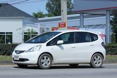 Honda privato Jazz Car Immagine Stock Libera da Diritti