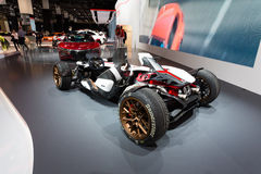 2015 Honda-Project2&4 Concept Stock Foto's