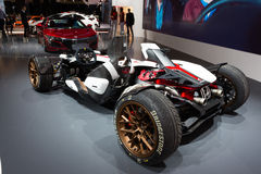 2015 Honda-Project2&4 Concept Royalty-vrije Stock Afbeelding