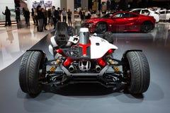 2015 Honda Project 2&4 Concept Stock Photos