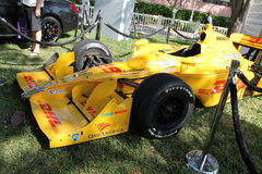 Honda racecar Royalty Free Stock Image