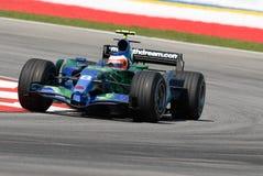 Honda Racing F1 Team RA107 Rub stock photos