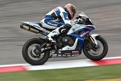 Honda Racing At Kyalami royalty free stock photos