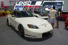 Honda S2000 op de Internationale Motor Expo van Thailand Royalty-vrije Stock Fotografie