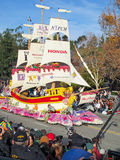 Honda's Ship of Dreams Parade Float Stock Photos
