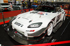 Honda S 2000 Top fuel car on display at Bangkok International Au Royalty Free Stock Photos