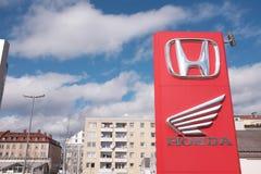 Honda Stock Images