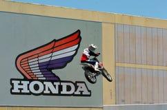 Honda silnik Co , Ltd Obrazy Stock