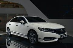 Honda Spirior sporta baru hybrydowy samochód Fotografia Royalty Free