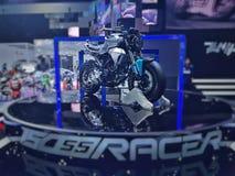 Honda 150 SS Raceauto Royalty-vrije Stock Afbeeldingen