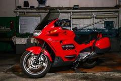 Honda ST1100 images libres de droits