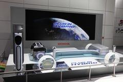Honda-steckbares hybrides Konzept Lizenzfreie Stockfotografie
