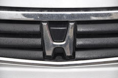 Honda symbol Stock Photo