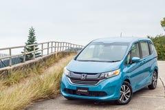 Honda Uwalniał Prowadnikowego dzień Obraz Stock