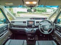 Honda Uwalniał wnętrze Zdjęcia Stock