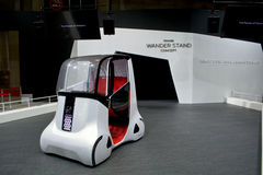 Honda Wander Stand Concept stock images