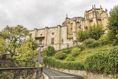 Hondarribia, Baskisch land, Spanje royalty-vrije stock fotografie