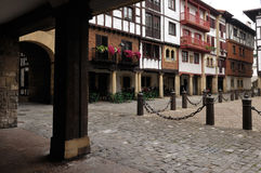 Hondarribia, Fuenterabia, basque Contry, Photographie stock