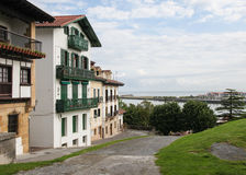 Hondarribia Royalty Free Stock Image