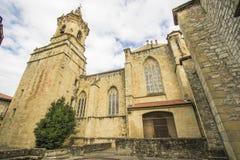 Hondarribia, país Basque, Espanha fotos de stock