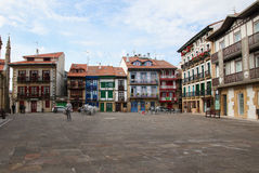 Hondarribia Stock Photos