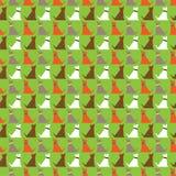 Hondenpatroon Het kan voor prestaties van het ontwerpwerk noodzakelijk zijn Royalty-vrije Stock Afbeeldingen
