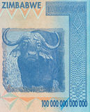 Honderd Triljoen Dollars Royalty-vrije Stock Foto's