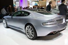 Honderdjarige de Uitgavenauto van Aston Martin DB9 Stock Fotografie