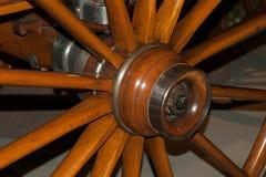 Honderdjarige Wagen Royalty-vrije Stock Foto's