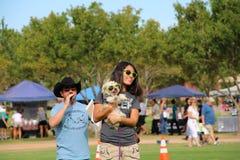 Hondgebeurtenis Barktoberfest 2015 Royalty-vrije Stock Foto