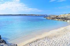 Hondoq ir-Rummien i Gozo - Malta Fotografering för Bildbyråer