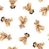 Hondpatroon Stock Afbeeldingen