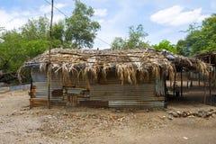 Honduran Hut Stock Images
