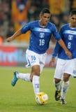 Honduran player Alexander Lopez Royalty Free Stock Photos