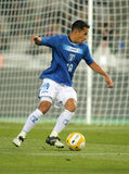 Honduran player Ivan Guerrero Royalty Free Stock Images