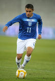 Honduran player Roger Rojas Stock Image