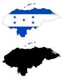 Honduras Ilustração Royalty Free