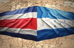 Honduras and Costa Rica Stock Photos