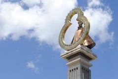 Honduras dam royaltyfri foto