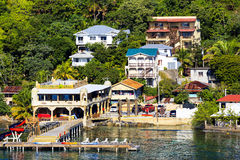 HONDURAS DE ROATAN ILAND Imagem de Stock Royalty Free