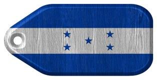 Honduras flagga Royaltyfri Foto