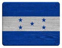 Honduras flagga Arkivfoton
