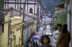 HONDURAS GARCIAS DA AMÉRICA LATINA Fotos de Stock