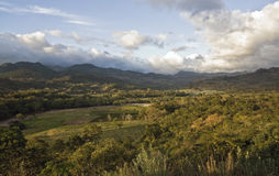 Honduras landscape Royalty Free Stock Image