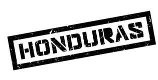 Honduras rubber stämpel Arkivfoton