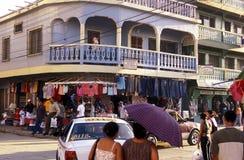 HONDURAS TELA DA AMÉRICA LATINA Imagens de Stock Royalty Free