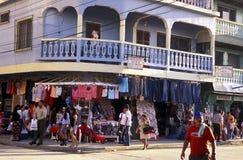 HONDURAS TELA DA AMÉRICA LATINA Fotografia de Stock