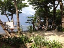Honduras-Unterwassermuseum Lizenzfreies Stockfoto
